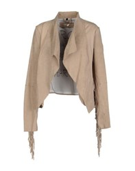 Freaky Nation Suits And Jackets Blazers Women Sand