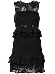 Three Floor Brooklyn Dress Black
