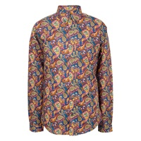Pretty Green Vintage Paisley Shirt Multi