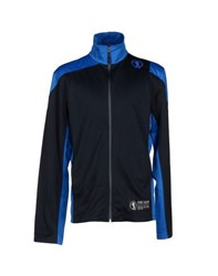 Bikkembergs Topwear Sweatshirts Men Dark Blue