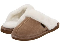 Old Friend Montana Chestnut Women's Slippers Brown