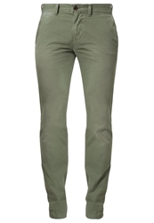 Vintage 55 Chinos Hunter Green Light Green