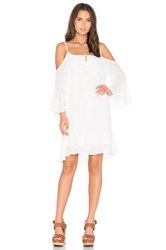 Jack By Bb Dakota Cai Dress White