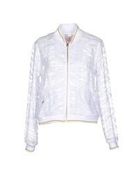 Juicy Couture Jackets White