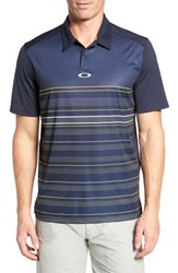 Oakley High Crest Polo Shirt Fathom