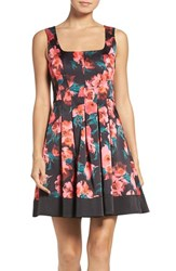 French Connection Women's Allegro Fit And Flare Dress