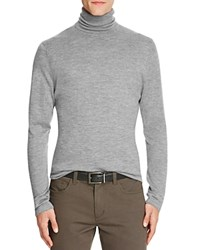 Vince Featherweight Wool Cashmere Turtleneck Sweater H Cinder