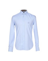 Daks London Shirts Sky Blue