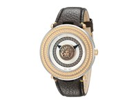 Versace V Metal Icon 46Mm Vql01 0015 Stainless Steel Rose Gold Watches