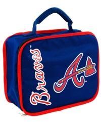 Concept One Atlanta Braves Sacked Lunch Bag Royalblue