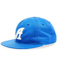 Ebbets Field Flannels Asheville Tourists 1954 Cotton Cap Blue