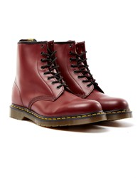 Dr. Martens Dr Martens 8 Eye Classic Boot Red