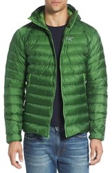 Arc'teryx Men's 'Cerium' Down Ripstop Hooded Jacket Hylidae