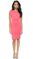 Versace Short Sleeve Dress Pink