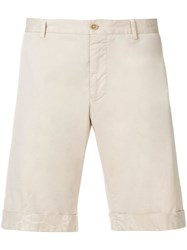 Etro Bermuda Shorts Nude And Neutrals
