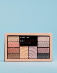 Maybelline Total Temptation Eyeshadow And Highlight Palette Total Temptation Multi