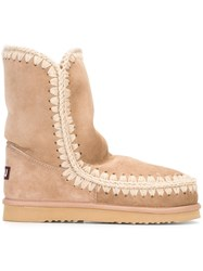Mou 'Mueskimo 24' Boots Nude And Neutrals