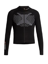 X Bionic Twyce Technical Cycling Top Black