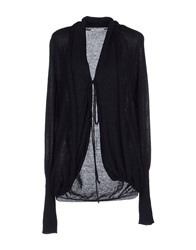 Gold Case Cardigans Black
