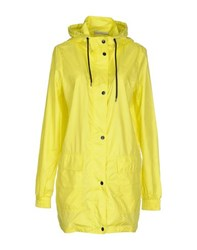 Noisy May Coats And Jackets Full Length Jackets Women Yellow