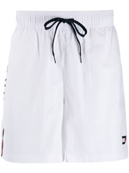 Tommy Hilfiger Swimming Trunks White