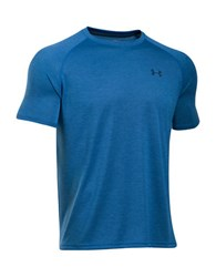 Under Armour Space Dye Tech Tee Royal Blue