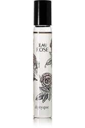 Diptyque Eau Rose Perfumed Oil Roll On Bergamot Lychee Rose Cedar And Musks 20Ml