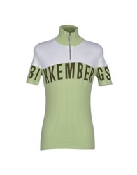 Bikkembergs Cardigans Light Green
