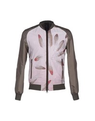 Yes London Coats And Jackets Jackets Men Light Pink