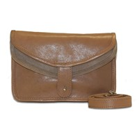 Mei Vintage Convertible Fanny Pack Nude