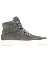 Koio Collective 'Primo' Hi Top Sneakers Grey