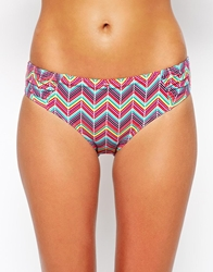 Lepel Disco Low Rise Bikini Bottom Multi
