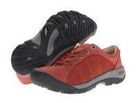 Keen Presidio Burnt Henna Women's Lace Up Casual Shoes Orange