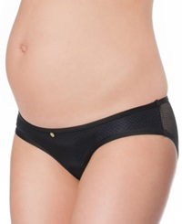 A Pea In The Pod Maternity Sheer Bikini Panty