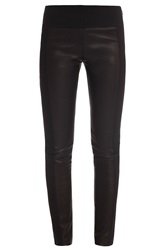 Rag And Bone Glassgow Leather Panel Legging
