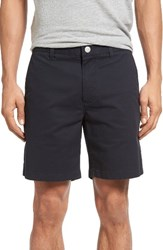 Bonobos Men's Stretch Washed Chino 7 Inch Shorts Jet Blues