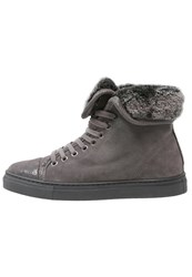 Pier One Hightop Trainers Grey