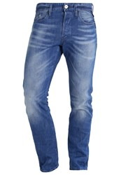 Replay Waitom Straight Leg Jeans Blue Denim