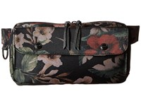 Herschel Scarlett Hawaiian Camo Wallet Handbags Black