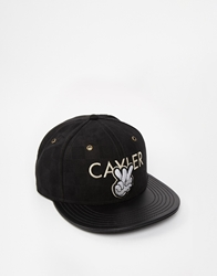 Cayler And Sons Cayler And Sons Checkers Snapback Cap Black