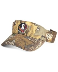 Top Of The World Florida State Seminoles Rtx Visor Camo