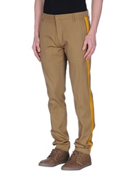 Richard Nicoll Casual Pants Khaki