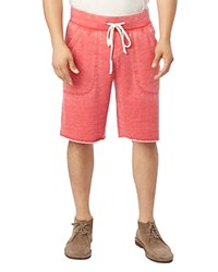 Alternative Apparel Victory Shorts Red