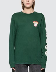 Ripndip Spirited Away Long Sleeve T Shirt Green