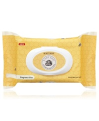 Burt's Bees Baby Bee Wipes Fragrance Free 72 Count