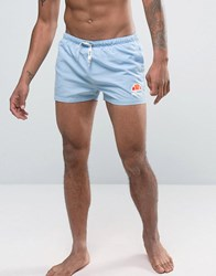 Ellesse Swim Shorts In Blue Blue