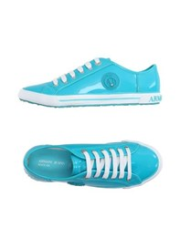 Armani Jeans Footwear Low Tops And Trainers Women