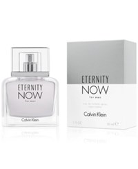 Calvin Klein Eternity Now For Men Eau De Toilette Spray 1 Oz