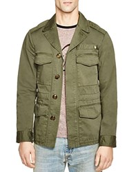 Marc Jacobs Military Jacket Forest Night