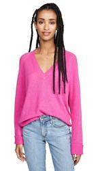 360 Sweater Callie Cashmere Orchid